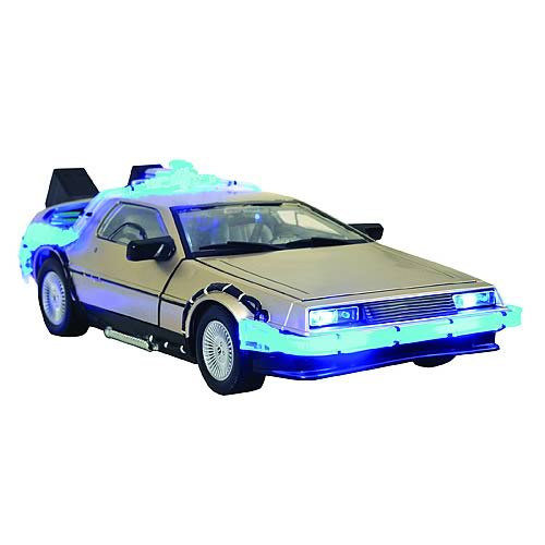Back to the Future DeLorean Vehicle