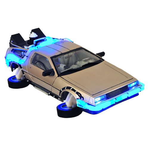 Back to the Future II DeLorean Vehicle - EE Exclusive, NM