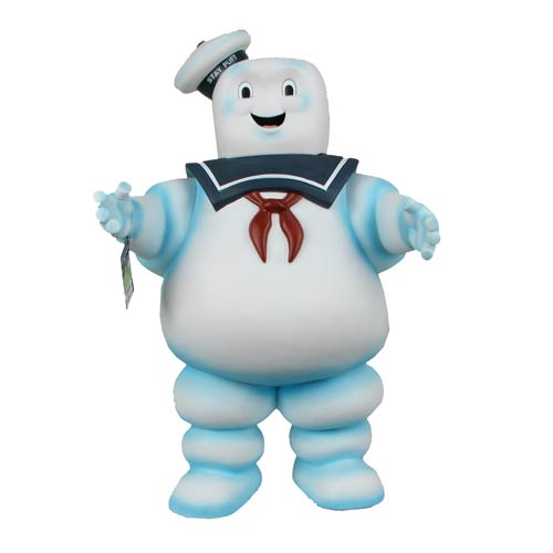 Ghostbusters Stay Puft Marshmallow Man 24-Inch Vinyl Bank