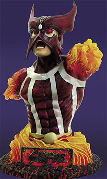 Rogues Gallery: Sunfire Bust