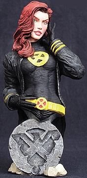 Jean Grey New X-Men Mini-Bust