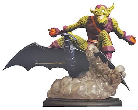 Marvel Milestones Green Goblin Statue