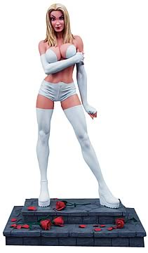 Emma Frost Statue