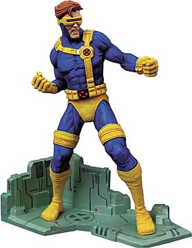 Jim Lee Cyclops Statue
