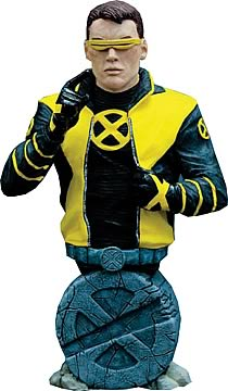 Cyclops New X-Men Mini Bust
