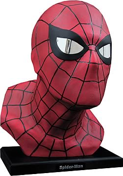 Alex Ross Spider-Man Mini Bust