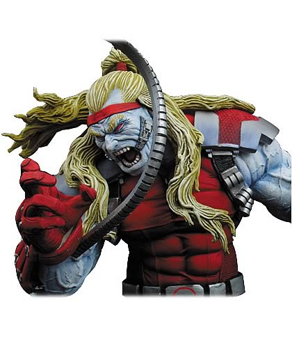 Marvel Universe Omega Red Bust