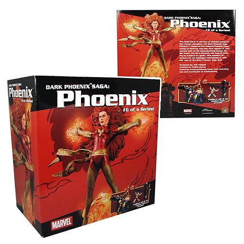 Dark Phoenix X-Men Saga Medium Statue