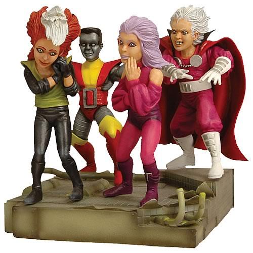 Marvel Milestones X-Babies Unleashed Series 1 Statue