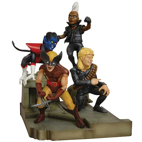 Marvel Milestones X-Babies Unleashed Series 2 Statue