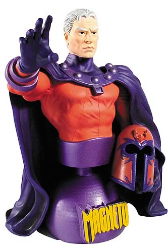 Marvel Universe Magneto Bust