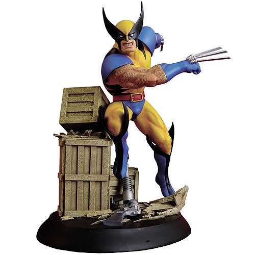 Marvel Universe Wolverine Unleashed Statue