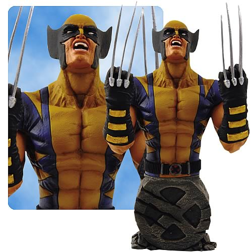 Marvel Universe Astonishing X-Men Wolverine Bust