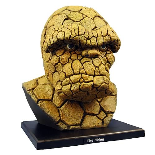 Alex Ross The Thing Head Bust