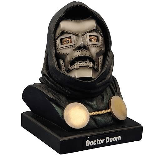 Alex Ross Dr. Doom Bust