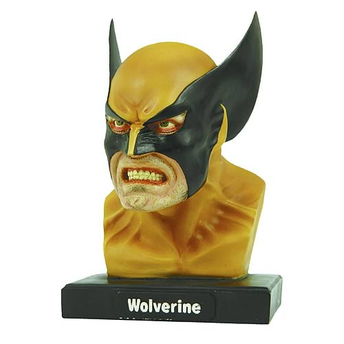 Alex Ross Wolverine Head Bust