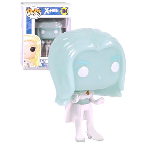 Marvel Emma Frost Diamond Form Pop! Vinyl Figure - PX