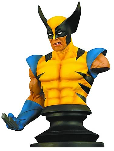 Marvel Icons Wolverine Bust
