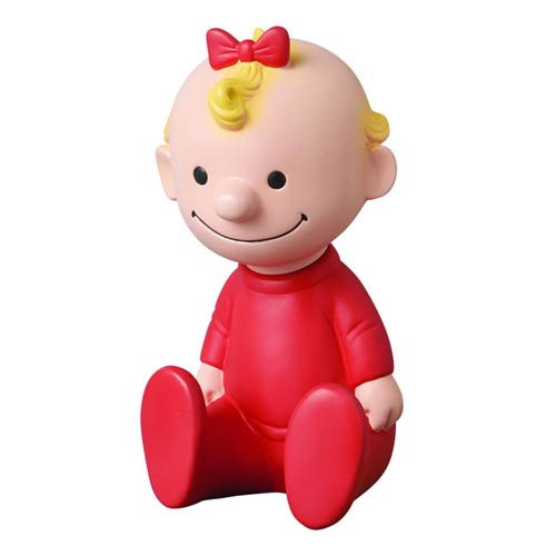 Peanuts Sally Vintage Version Vinyl Collector Figure