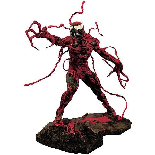 Marvel Milestones Carnage Statue