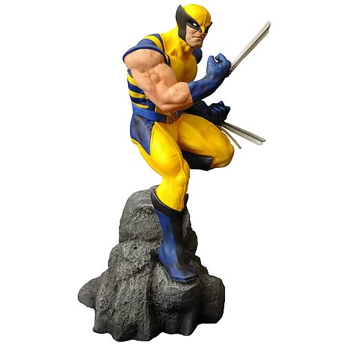 New Avengers Wolverine Statue