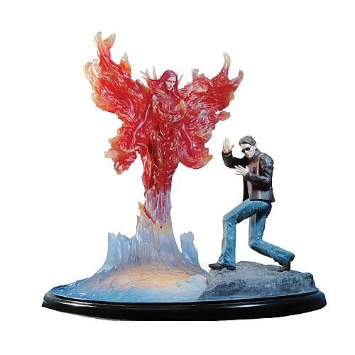 Marvel Milestones X-Men 3 Phoenix Rising Statue