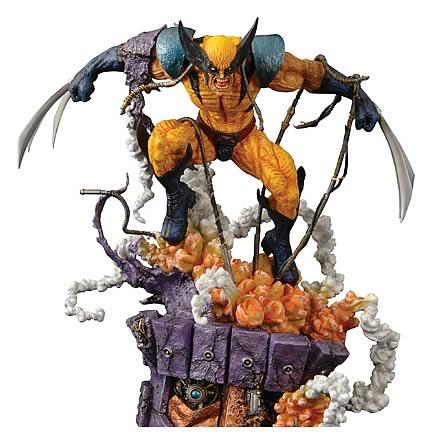 X-Men Kotobukiya Wolverine Statue