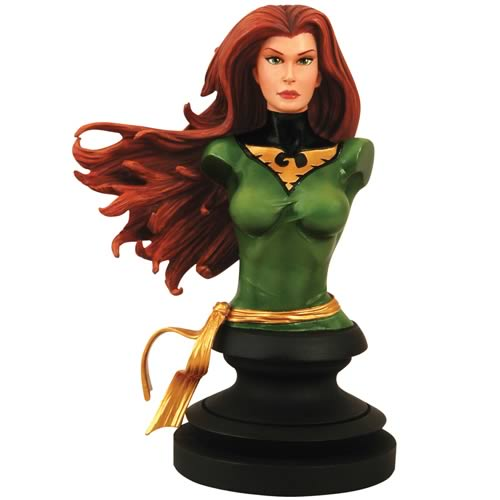 Marvel Icons X-Men Jean Grey Phoenix Bust