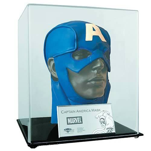 Ultimate Captain America Mask Replica
