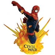 Marvel Universe Civil War Spider-Man Bust
