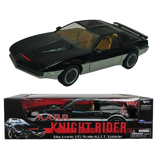 Knight Rider K.A.R.R. 1:15 Scale Vehicle