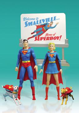 Silver Age Superboy/Supergirl