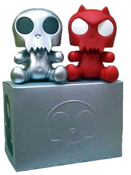 Toyer Baby Vinyl Figure Set