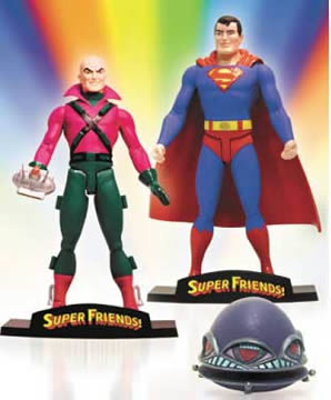 Superman & Lex Luthor Set