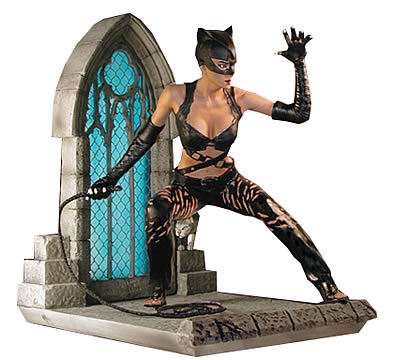 Catwoman Halle Berry Diorama