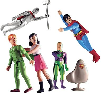 Superman Pocket Super Heroes Set