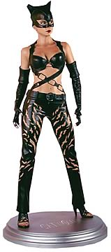 Catwoman Halle Berry Statue