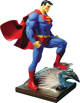 Jim Lee Superman #204 Statue
