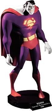 Bizarro Animated Series Maquette