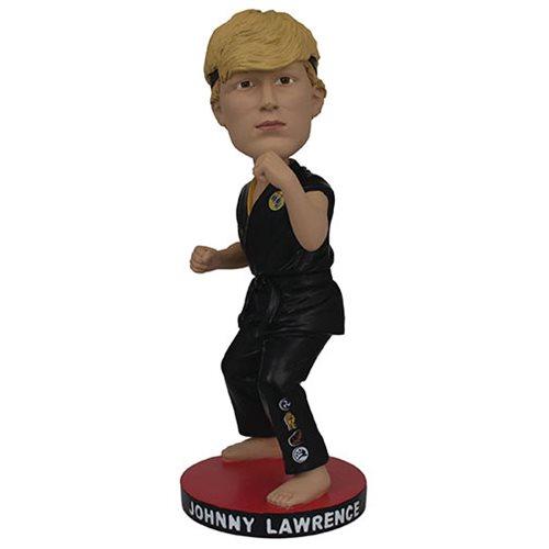 Karate Kid Johnny Lawrence Bobble Head -