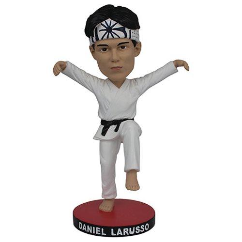 Karate Kid Daniel LaRusso Bobble Head -