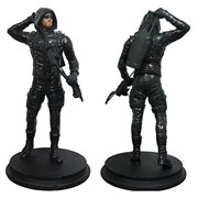 Arrow TV Green Arrow Season 5 Statue - Previews Exclusive