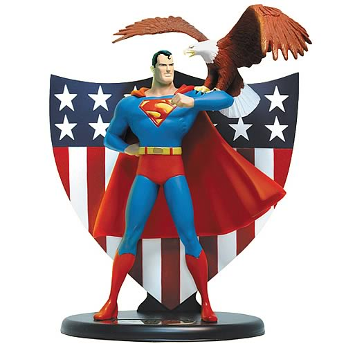 Superman Issue 14 Mini Statue