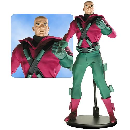 Superman Lex Luthor 13-Inch Deluxe Collector Figure