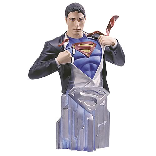 Superman Returns Clark Kent Bust