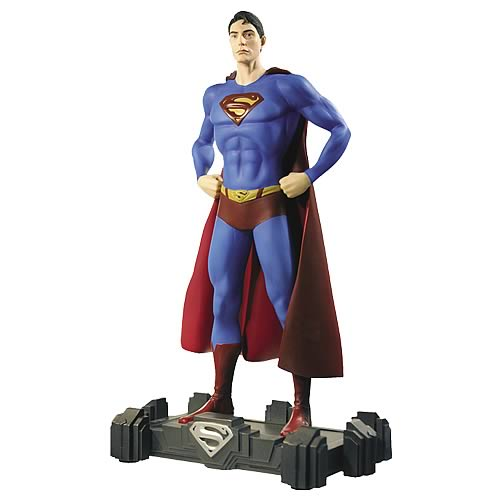 Superman Returns Maquette