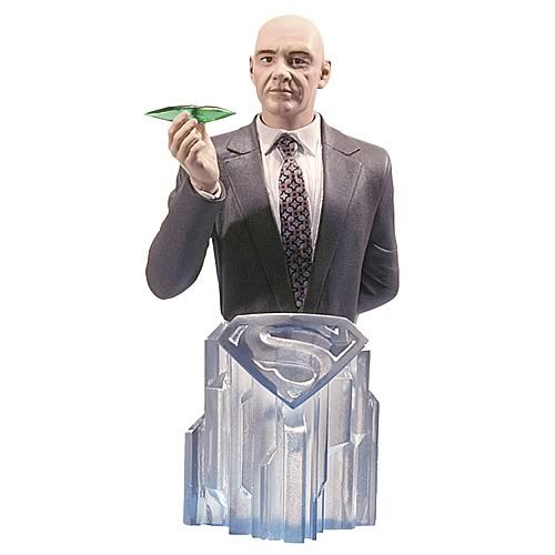 Superman Returns Lex Luthor Bust