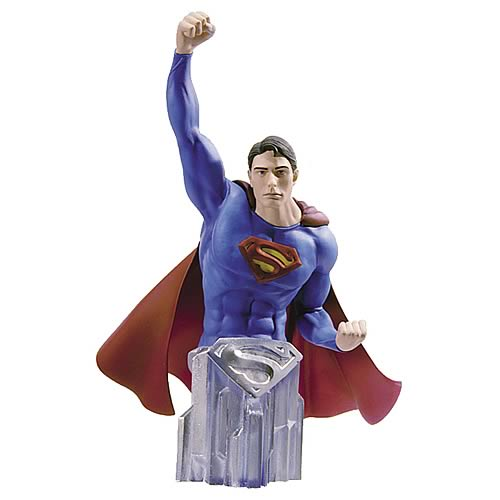 Superman Returns Superman Bust