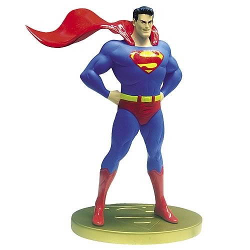 Superman Cover To Cover Superman #53 Statue