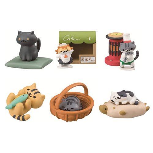 Neko Atsume Blind Box Mini-Figures Display Case